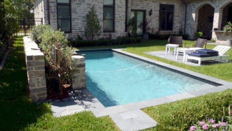 Awesome Elegant Swimming Pools Design Ideas 17