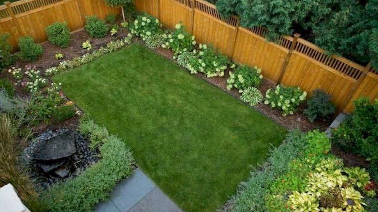 Stunning Summer Backyard Decoration Ideas 10