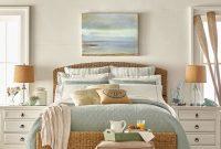 Wonderful Modern Coastal Bedroom Decoration Ideas 10