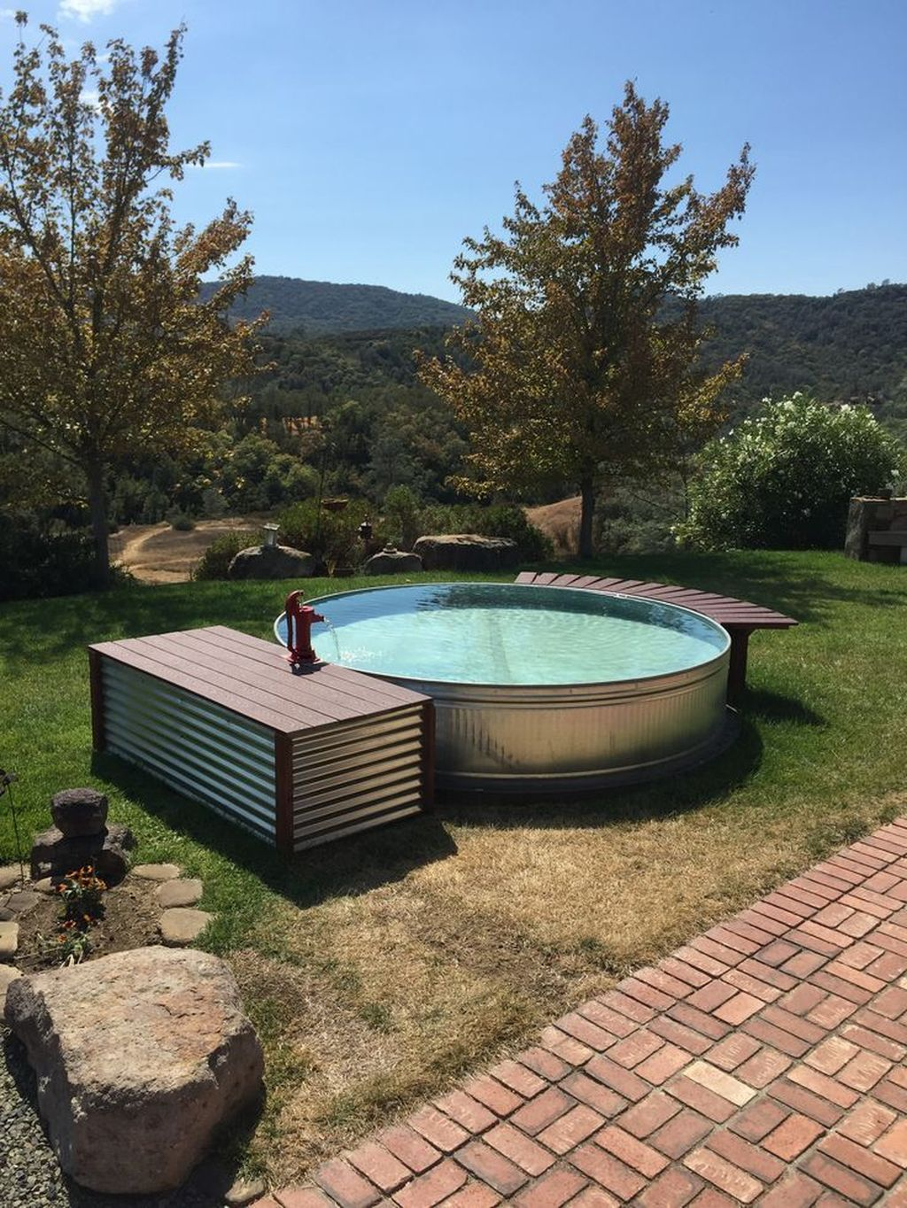 Awesome Outstanding Backyards Design Ideas 22 Magzhouse