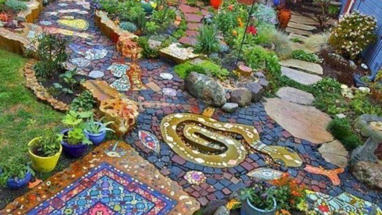 Beautiful Garden Landscaping Ideas 19