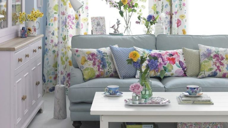 Fabulous Summer Living Room Decor Ideas 01