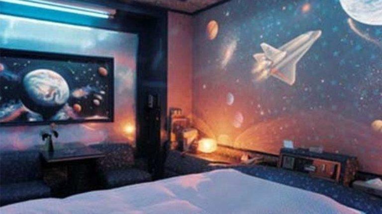 Inspiring Outer Space Bedroom Decor Ideas 16