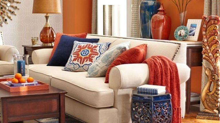Nice Boho Farmhouse Design Ideas For Your Living Room Decoration 14