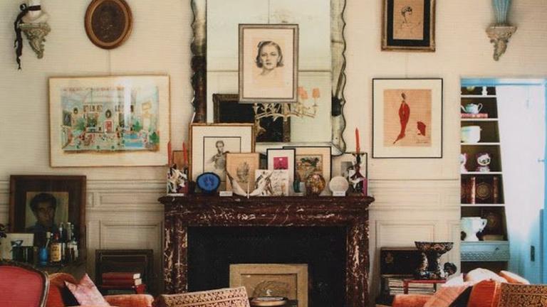 Nice Eclectic Parisian Home Decoration Ideas 20