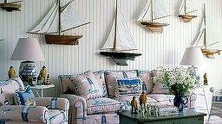 Nice Nautical Home Decor Ideas With Coastal Style 03