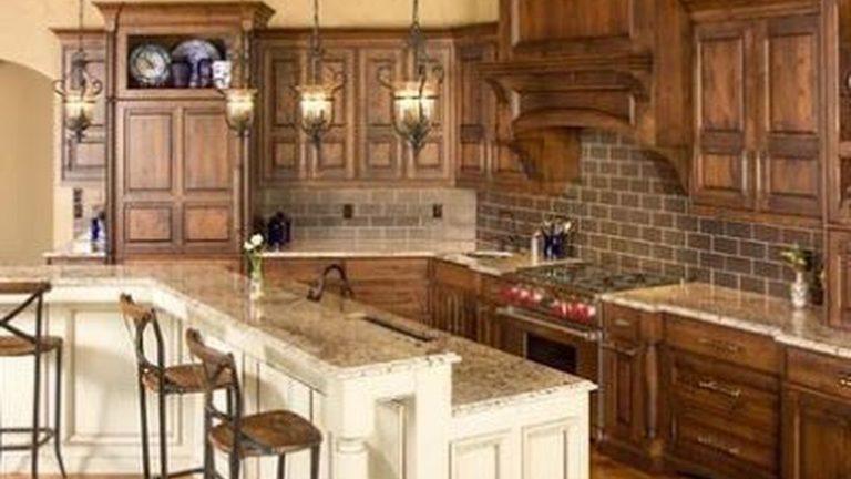 Popular Traditional Kitchen Design Ideas 18