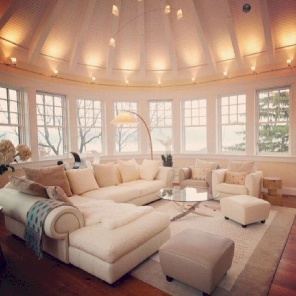 Curved Sofas Living Room: 35 The Best Curved Sofa For Living Room Layout Ideas
