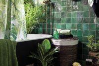 Inspiring Jungle Bathroom Decor Ideas 01