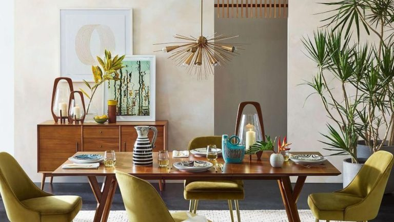 32 Lovely Family Dining Room Design And