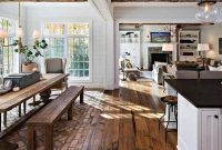Stunning Farmhouse Interior Design Ideas To Realize Your Dreams 04
