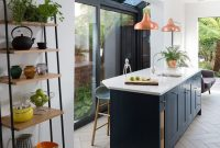 Stunning Navy Kitchen Cabinets Ideas You Have Must See 30