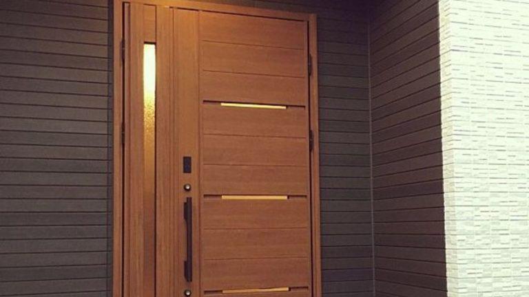 The Best Modern Front Entrance Exterior Design Ideas 15