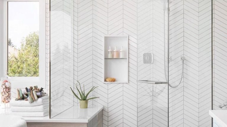 The Best Stone Tile Bathroom Ideas To Decorate Your Bathroom 32