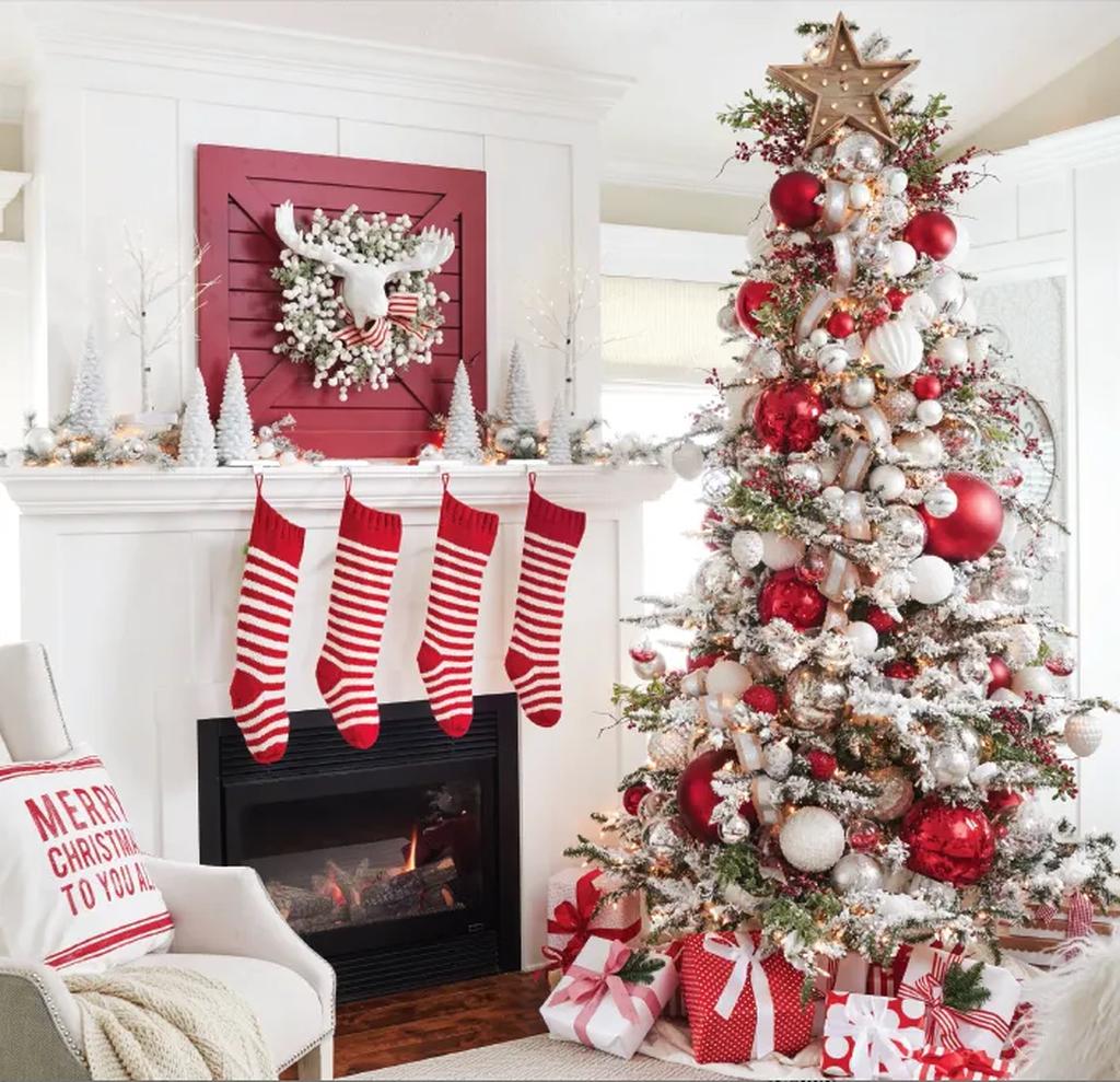 Beautiful Christmas Tree Decorations Ideas 31