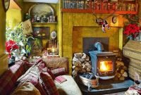 Amazing Small Cottage Interiors Decor Ideas 14