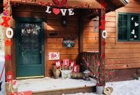 Awesome Valentines Day Porch Decor Ideas Which You Definitely Like 06