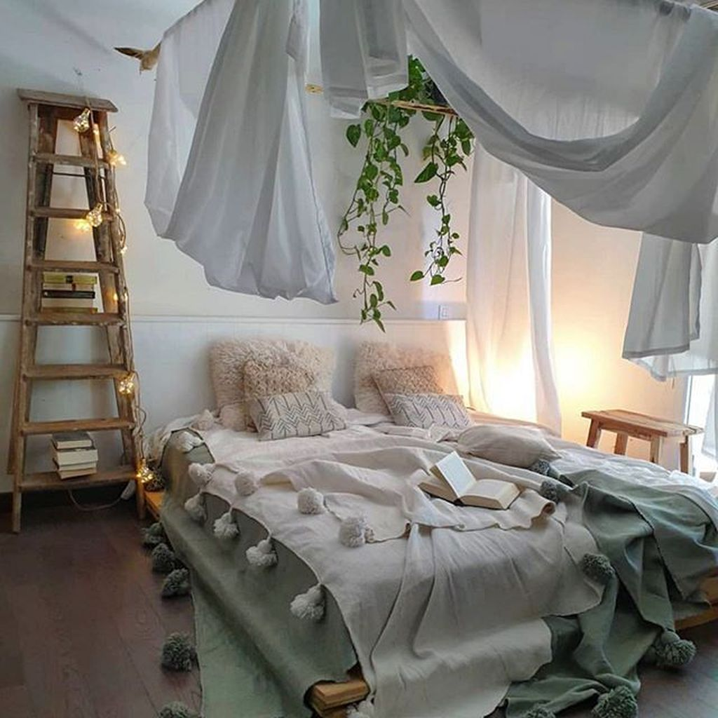 Lovely Bohemian Bedroom Decor Ideas You Have To See 02