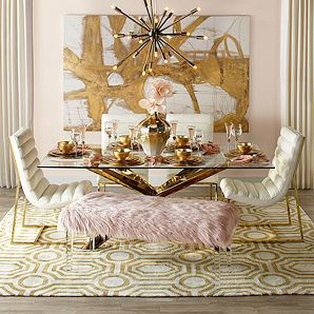 Stunning Romantic Dining Room Decor Ideas Best For Valentines Day 15