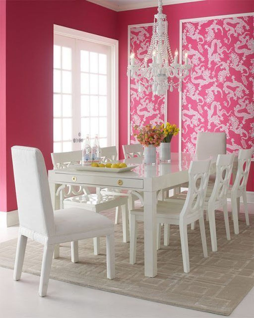 Romantic Dining Room: Stunning Romantic Dining Room Decor Ideas Best For
