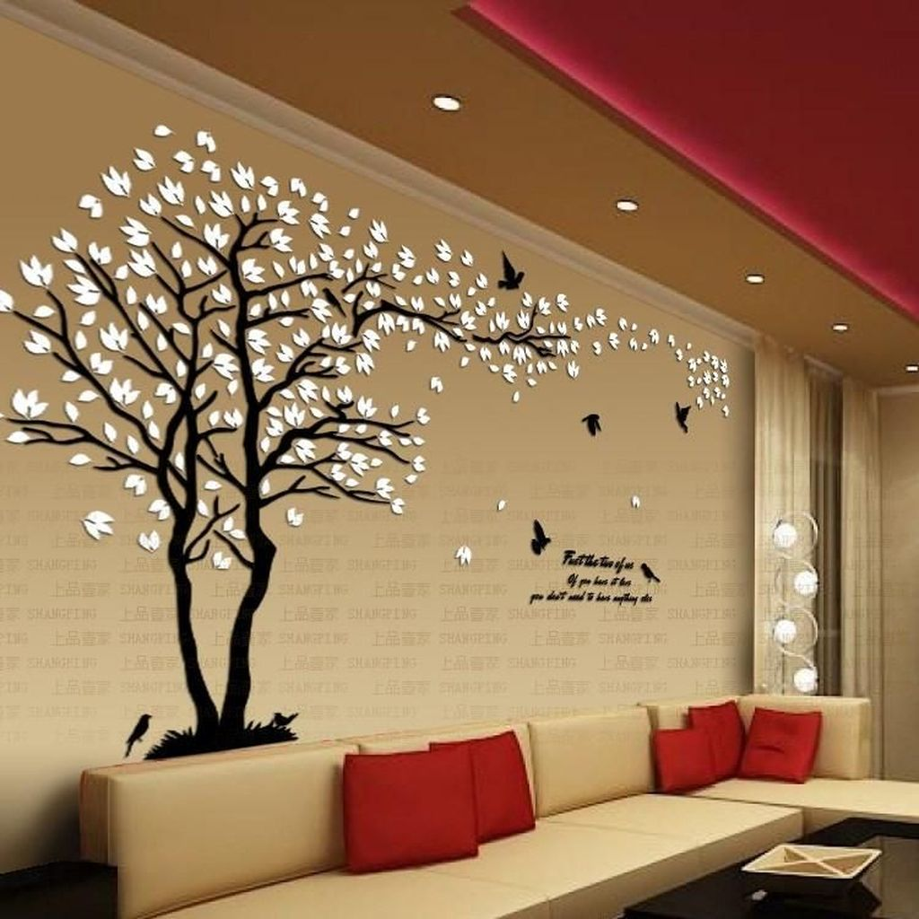 Amazing Living Room Wall Decor Ideas That You Should Copy 31