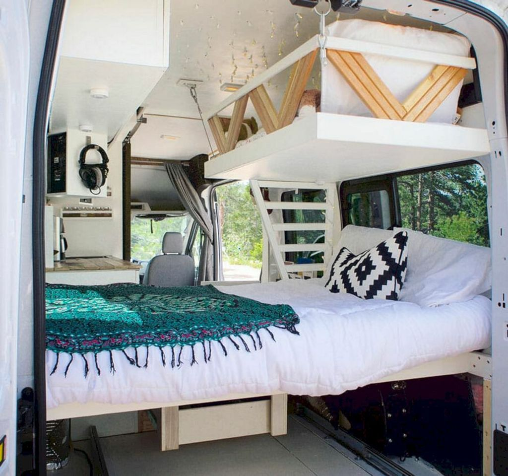 Nice RV Bedroom Ideas That Will Inspire You 26
