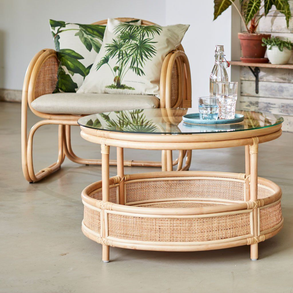 Stunning Rattan Furniture Design Ideas 16