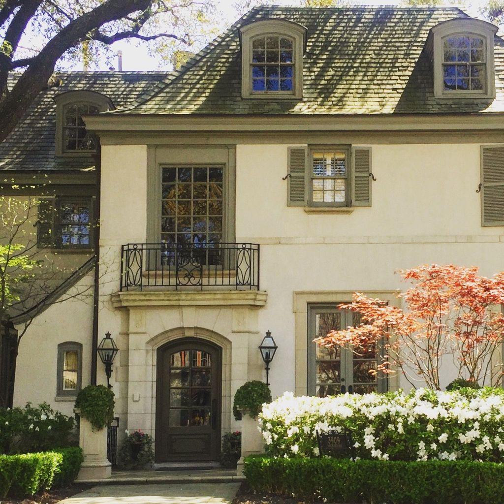Exterior Home Design: 35 The Best European House Exterior Design Ideas