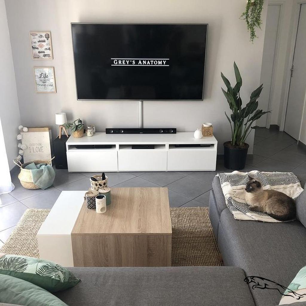 Fabulous Spring Living Room Decor Ideas 22