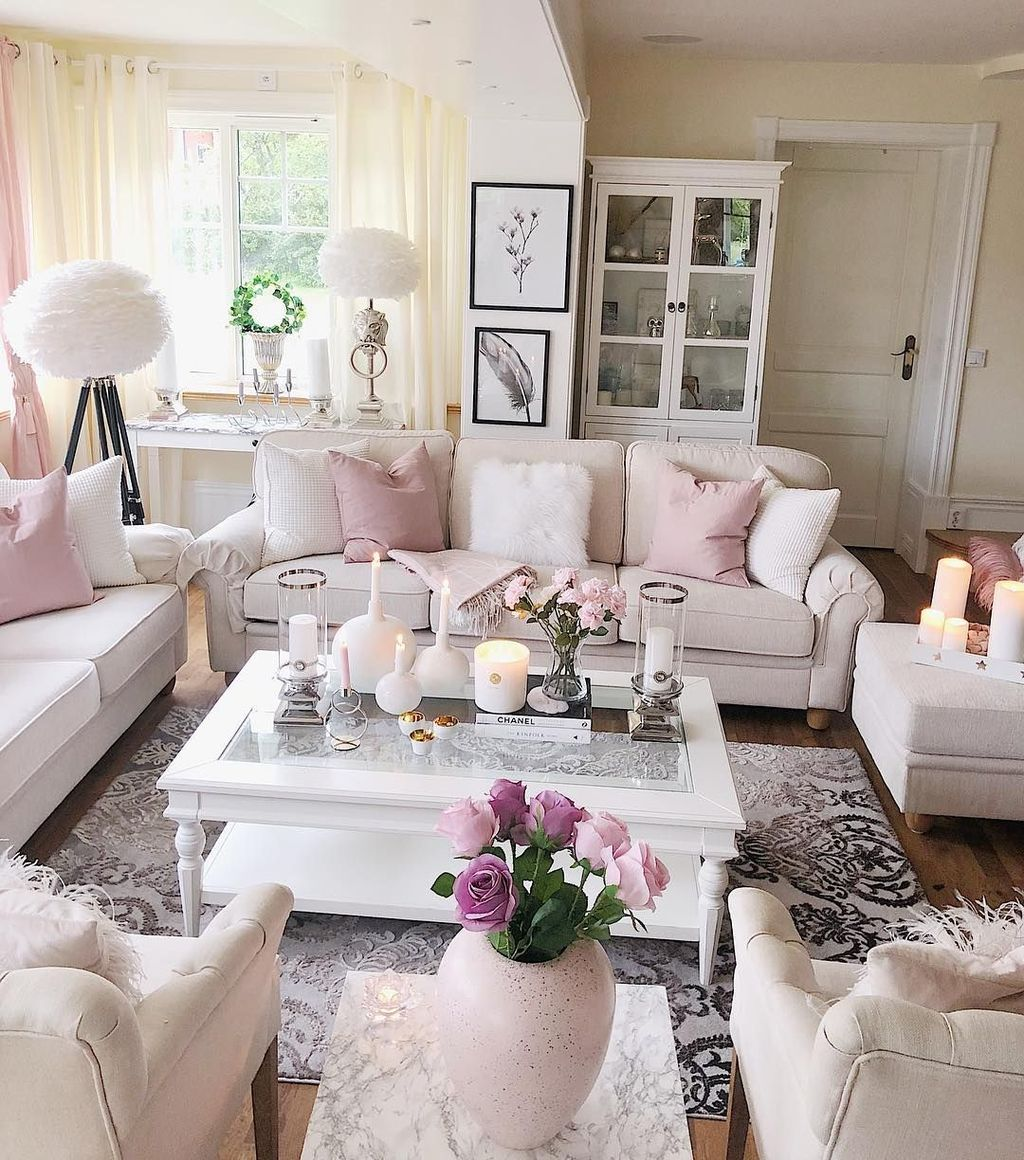 Fabulous Spring Living Room Decor Ideas 30 Magzhouse