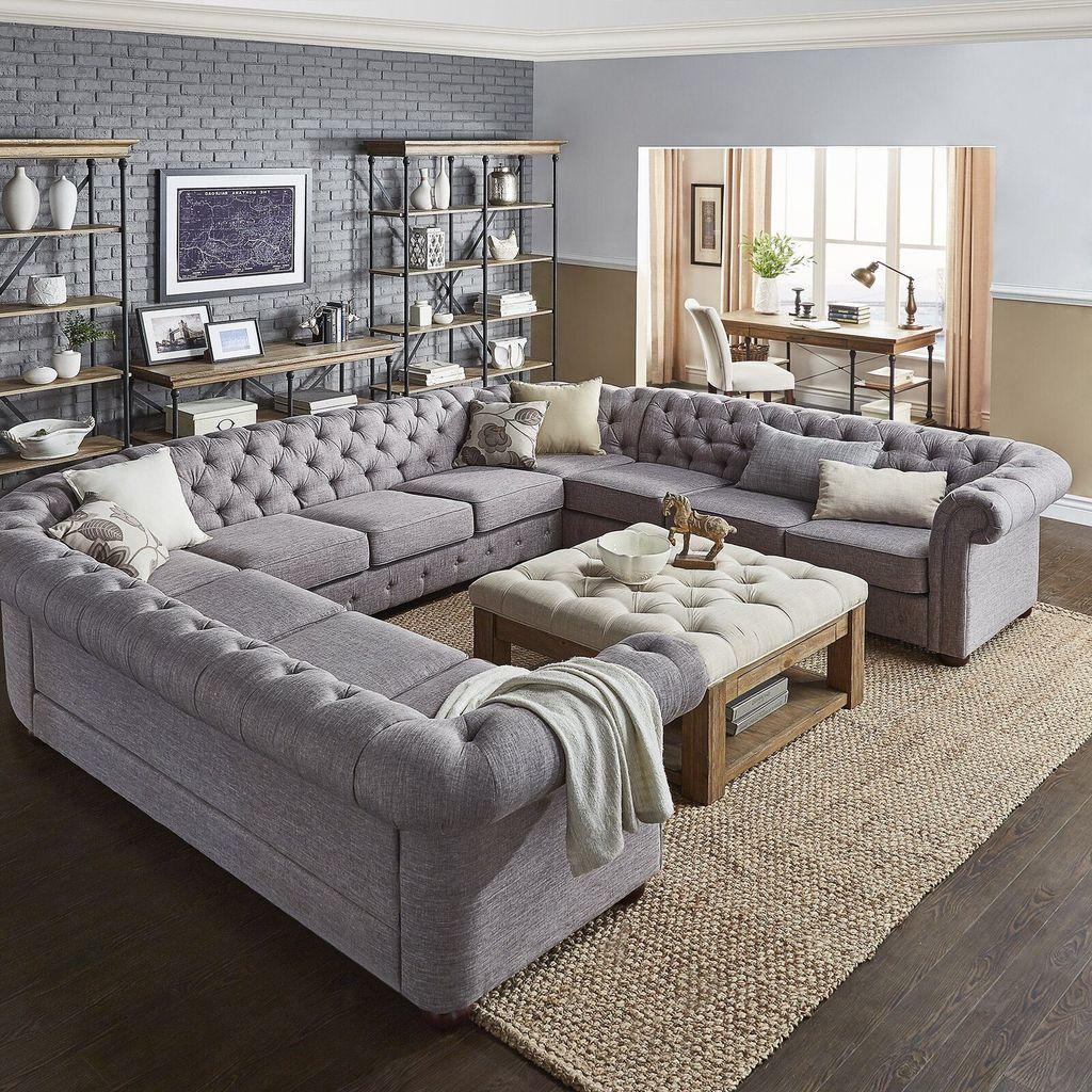32 Lovely Modern Farmhouse Living Room Decor Ideas Magzhouse
