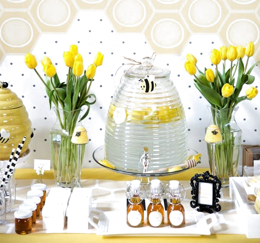 Lovely Spring Baby Shower Themes Decor Ideas 14
