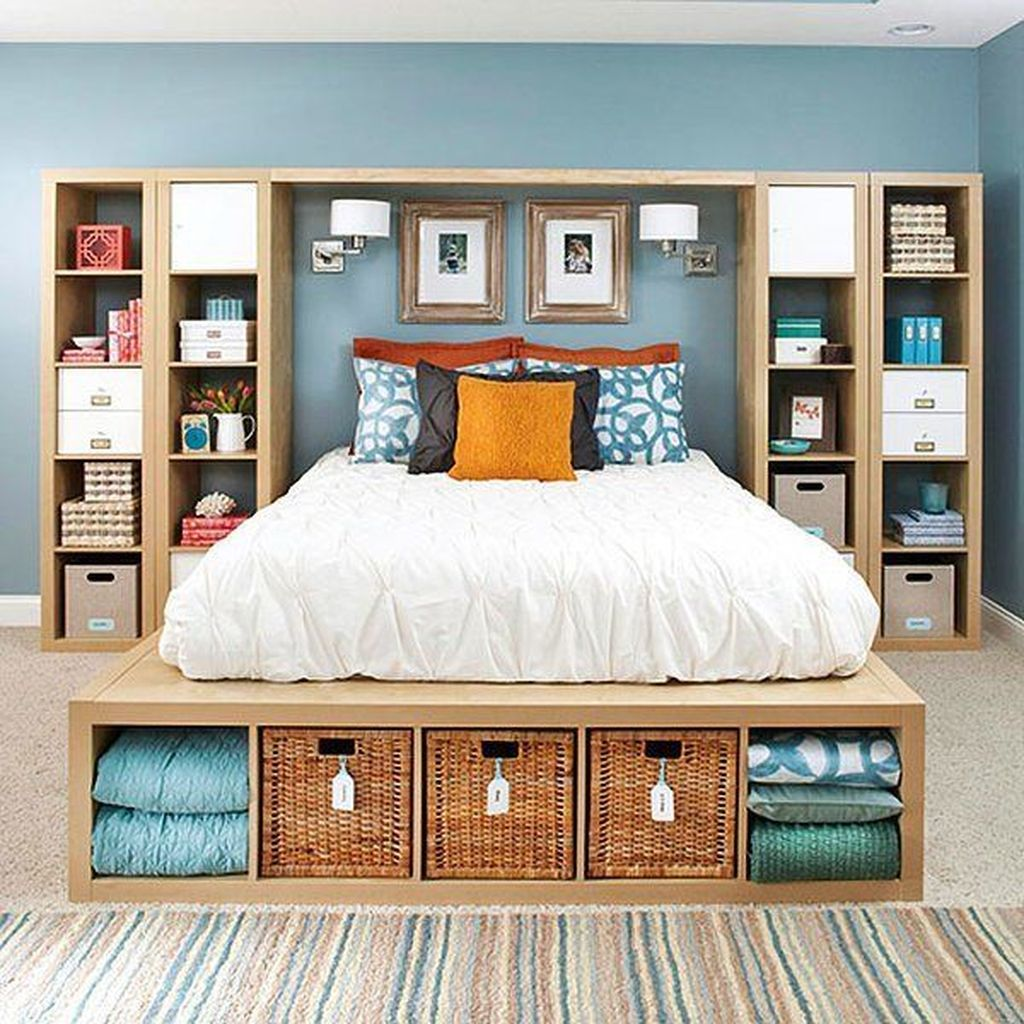 Stunning Bedroom Storage Ideas 18