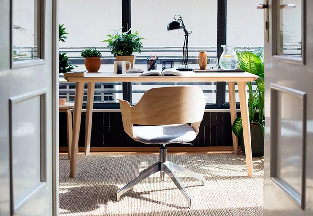 Awesome Scandinavian Home Office Design Ideas You Should Copy 19 Magzhouse