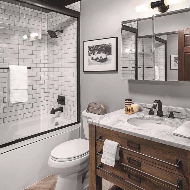 Modern Rustic Bathroom Ideas