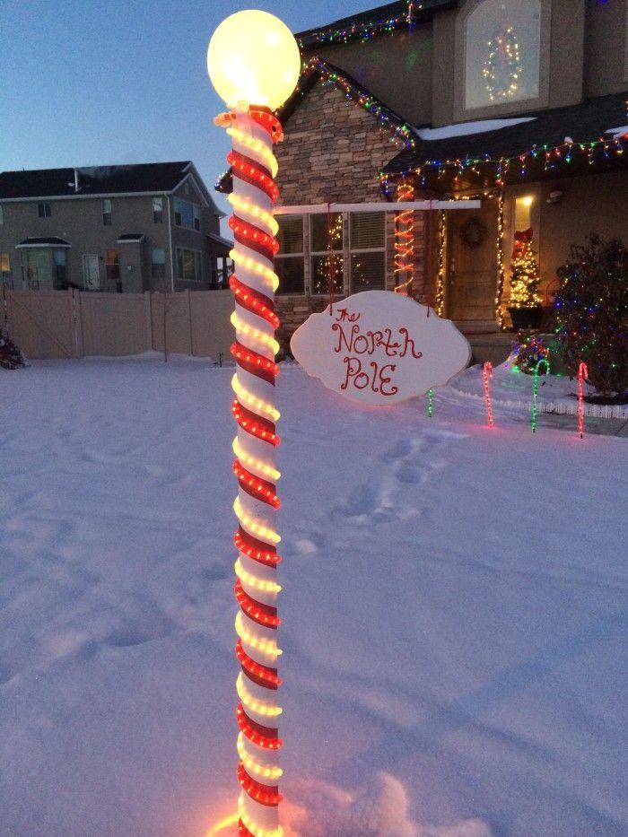 North Pole Outdoor Decoration