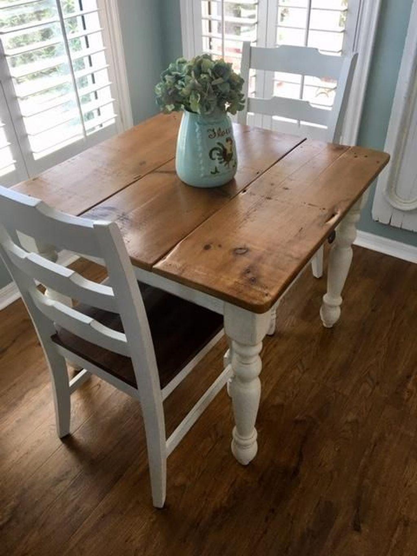 Small Farmhouse Kitchen Table