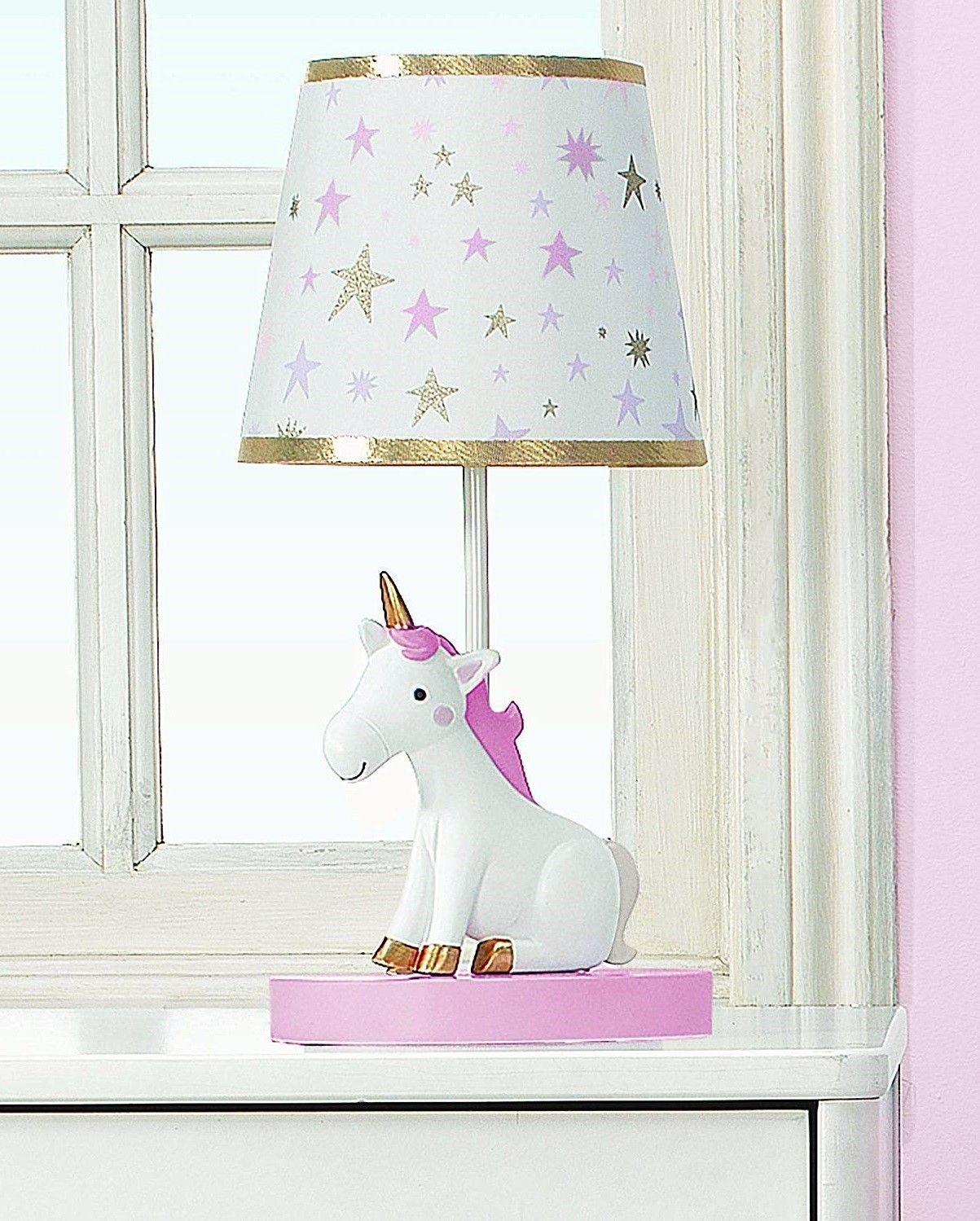 Girls Bedroom Lamp