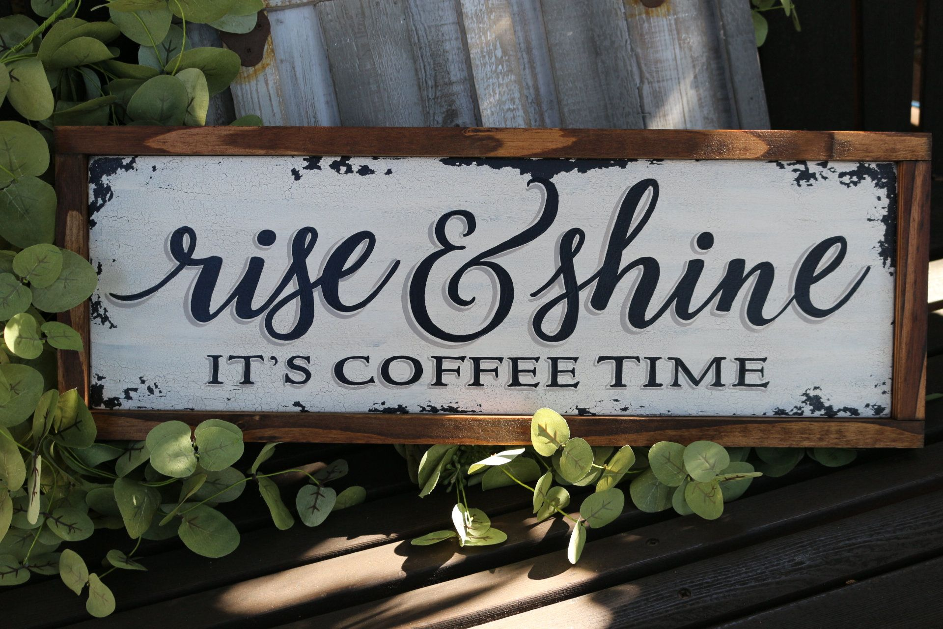 Coffee Signs For Kitchen