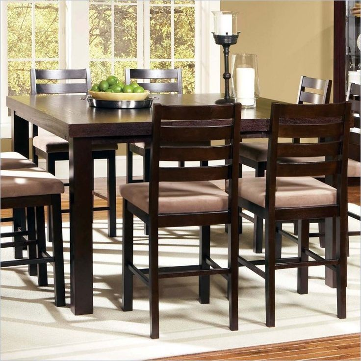 20 Tall Dining Room Table Magzhouse, Tall Dining Room Table
