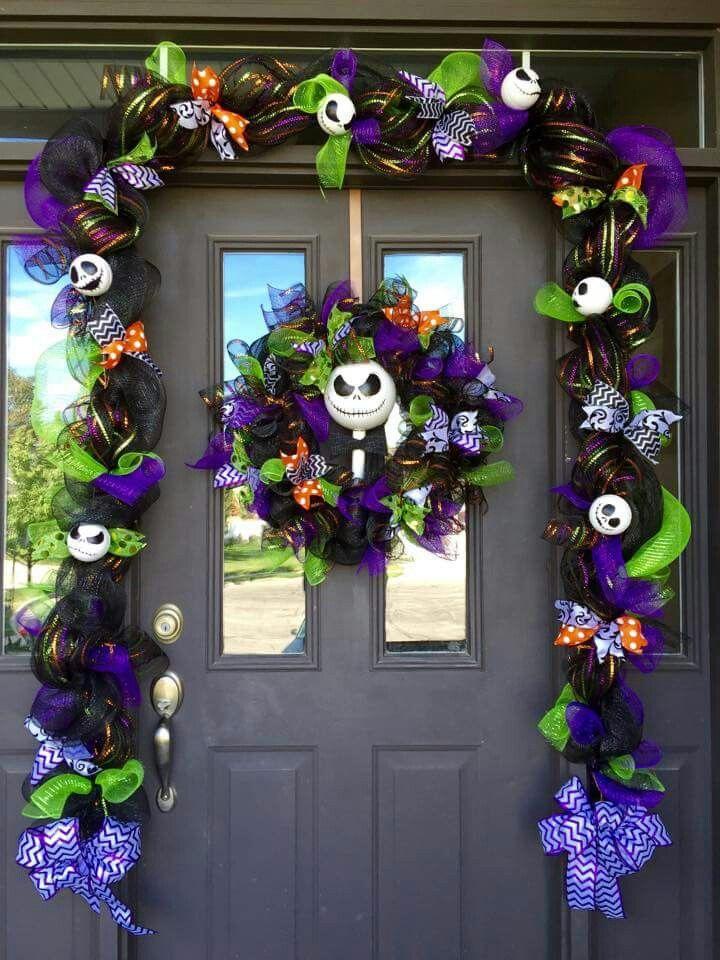 Jack Skellington Halloween Decorations