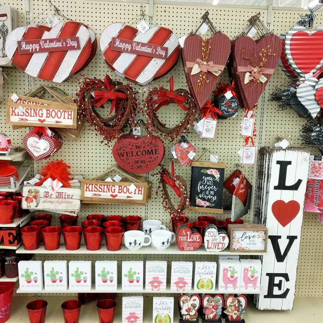 Valentines Day Decor Hobby Lobby