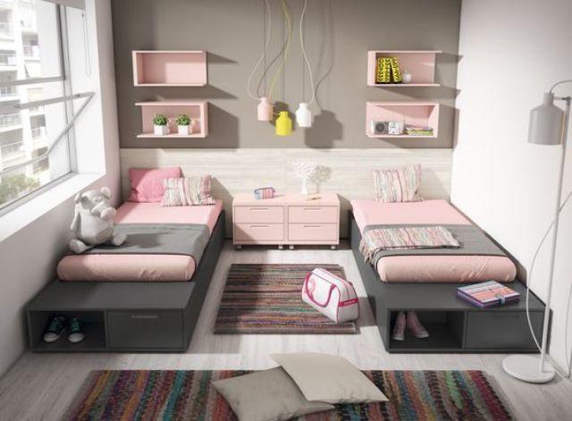 Shared Bedroom Ideas