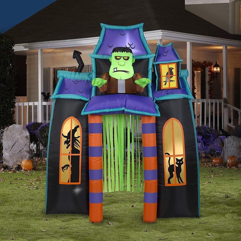 Blow Up Halloween Decorations