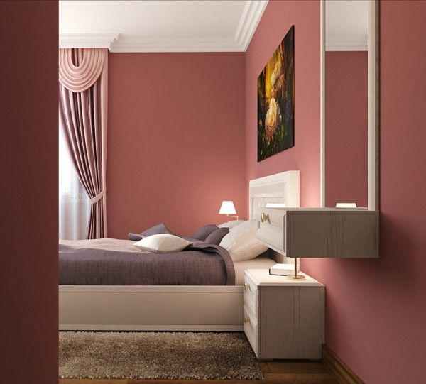 Bedroom Paint Two Colors