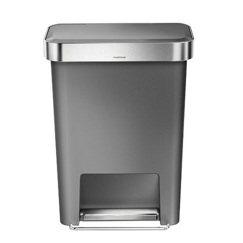 Step On Kitchen Trash Can