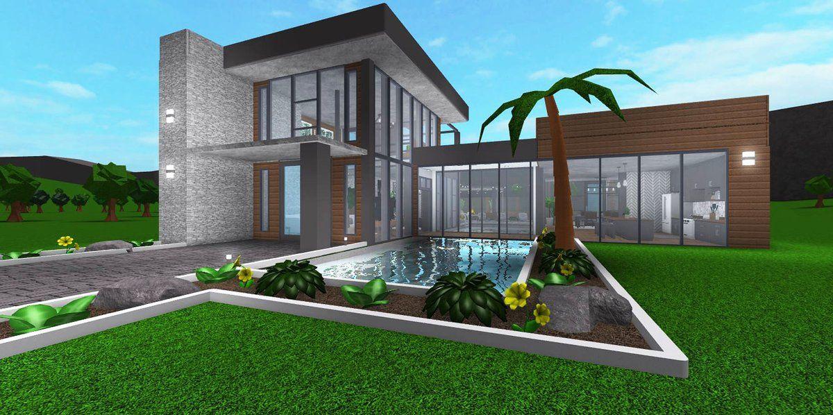 Bloxburg Front Yard Ideas
