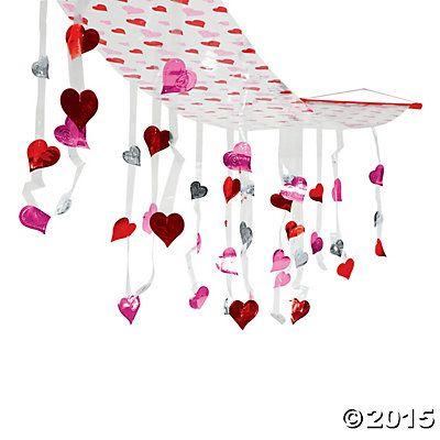 Oriental Trading Valentine Decorations