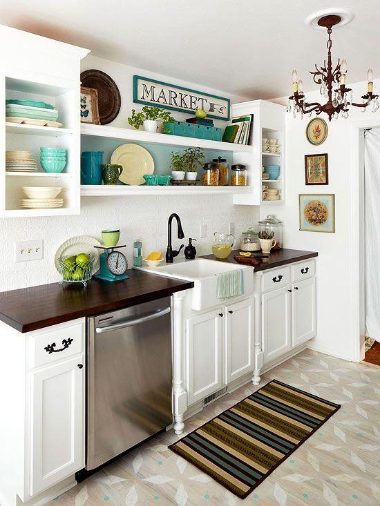 Small Kitchen Kitchen Decor Ideas