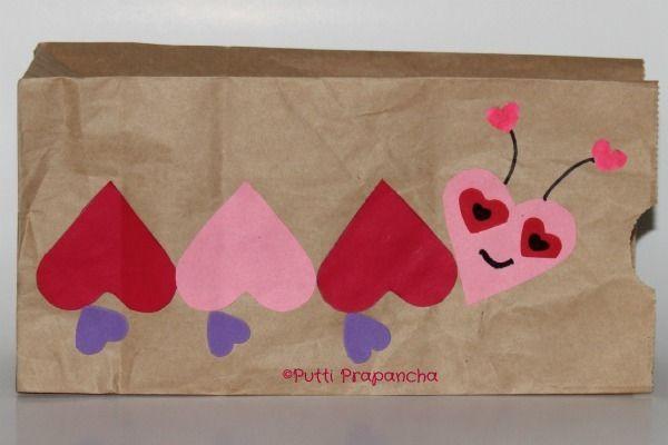 Valentine's Day Bag Decorating Ideas